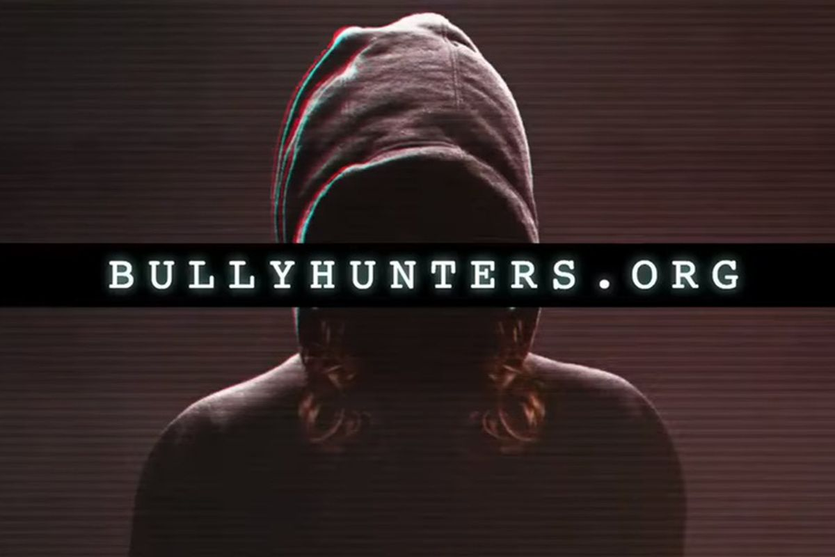 Arrow Pointing Down >> Bully Hunters organizers shut down campaign after disastrous first stream - Polygon
