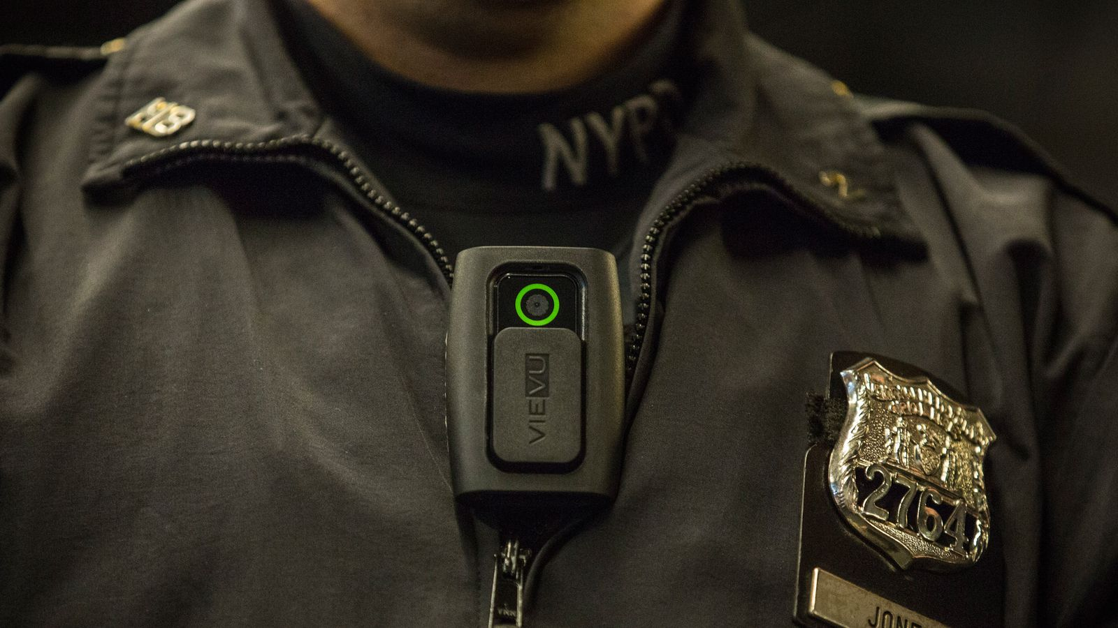 New York City has released its proposal to outfit police officers with body cameras