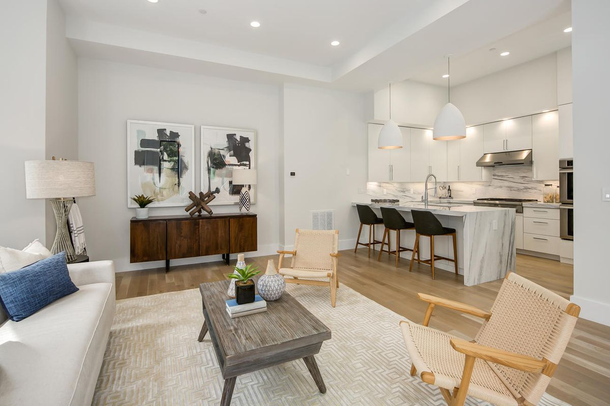 Logan Circle church divided into two townhomes, each asking over ...