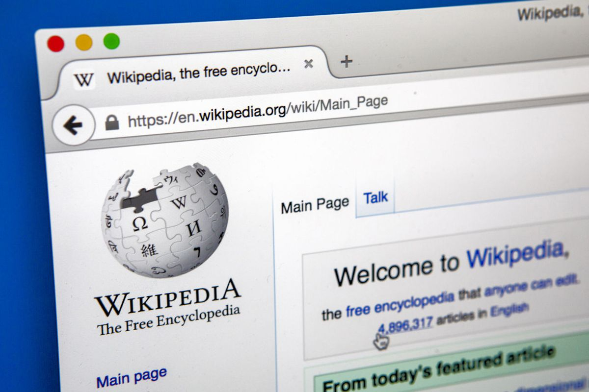 Happy 15th Birthday! Wikipedia by the Numbers  - Recode