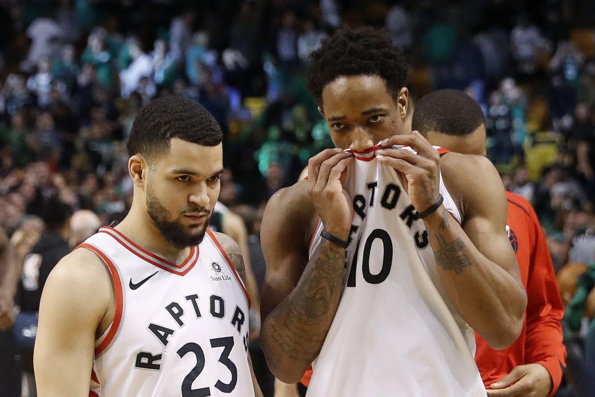 NBA Playoffs 2019 Toronto Raptors Stress Test: Ranking every playoff series by pressure, DeMar DeRozan, Fred VanVleet