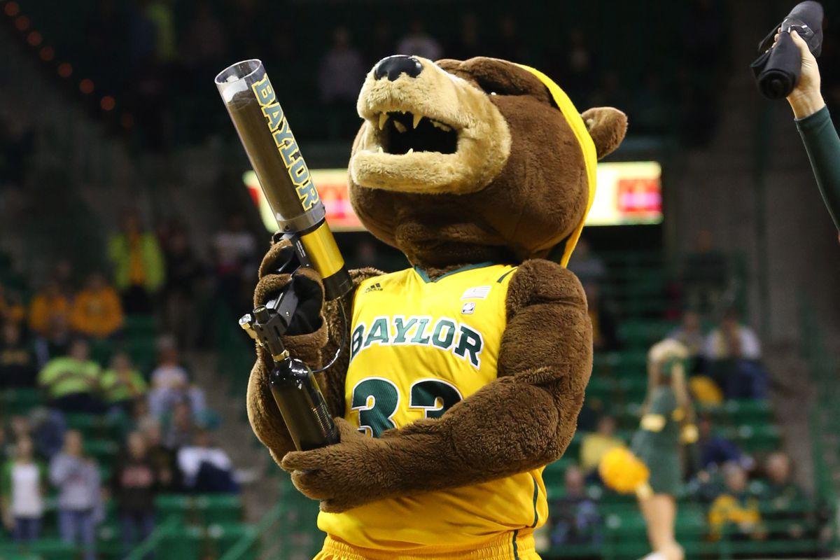 DEAR GOD, THEIR BEAR HAS A GUN