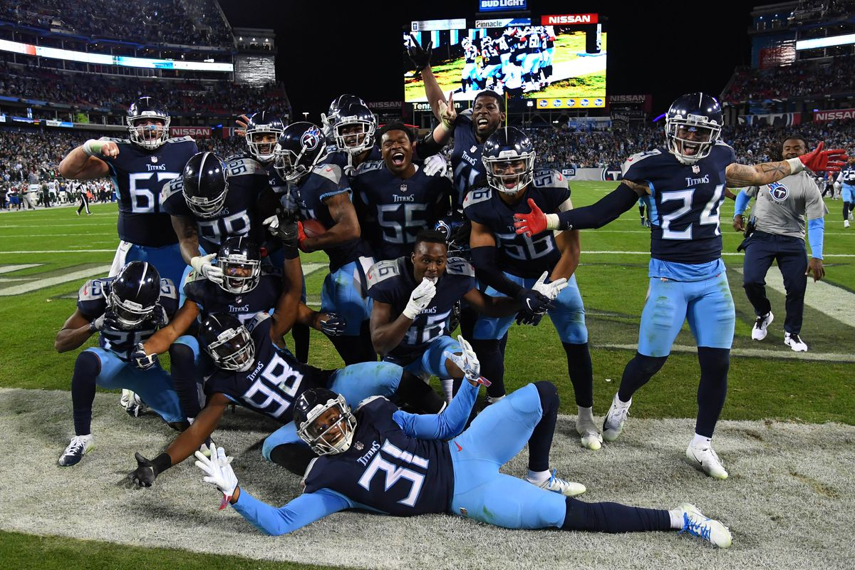 c703deab NFL Playoff Picture: Where do the Titans stand after Week 13 ...