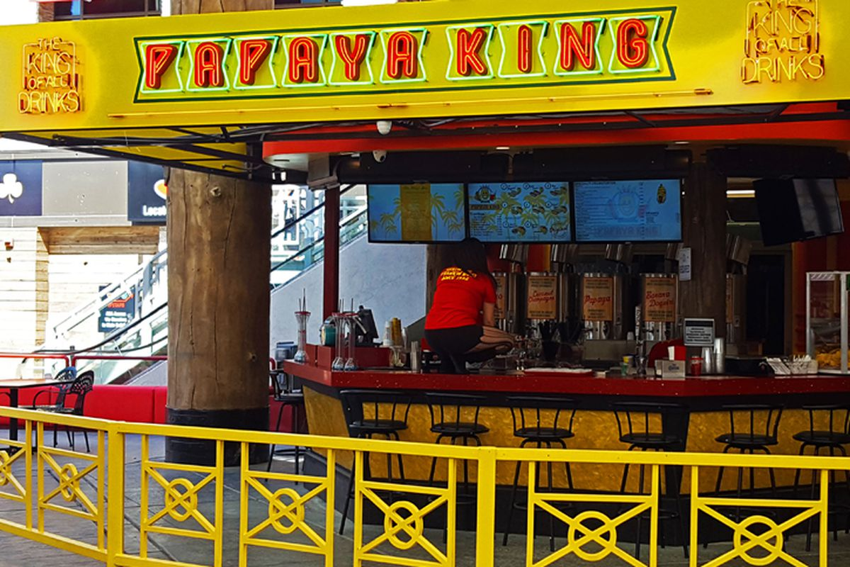 24 Hour Papaya King Debuts On The Strip Eater Vegas