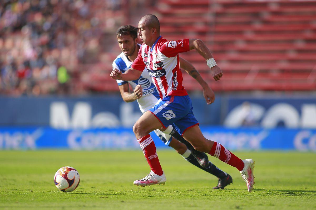 Atletico San Luis v Puebla - Torneo Guard1anes 2021 Liga MX
