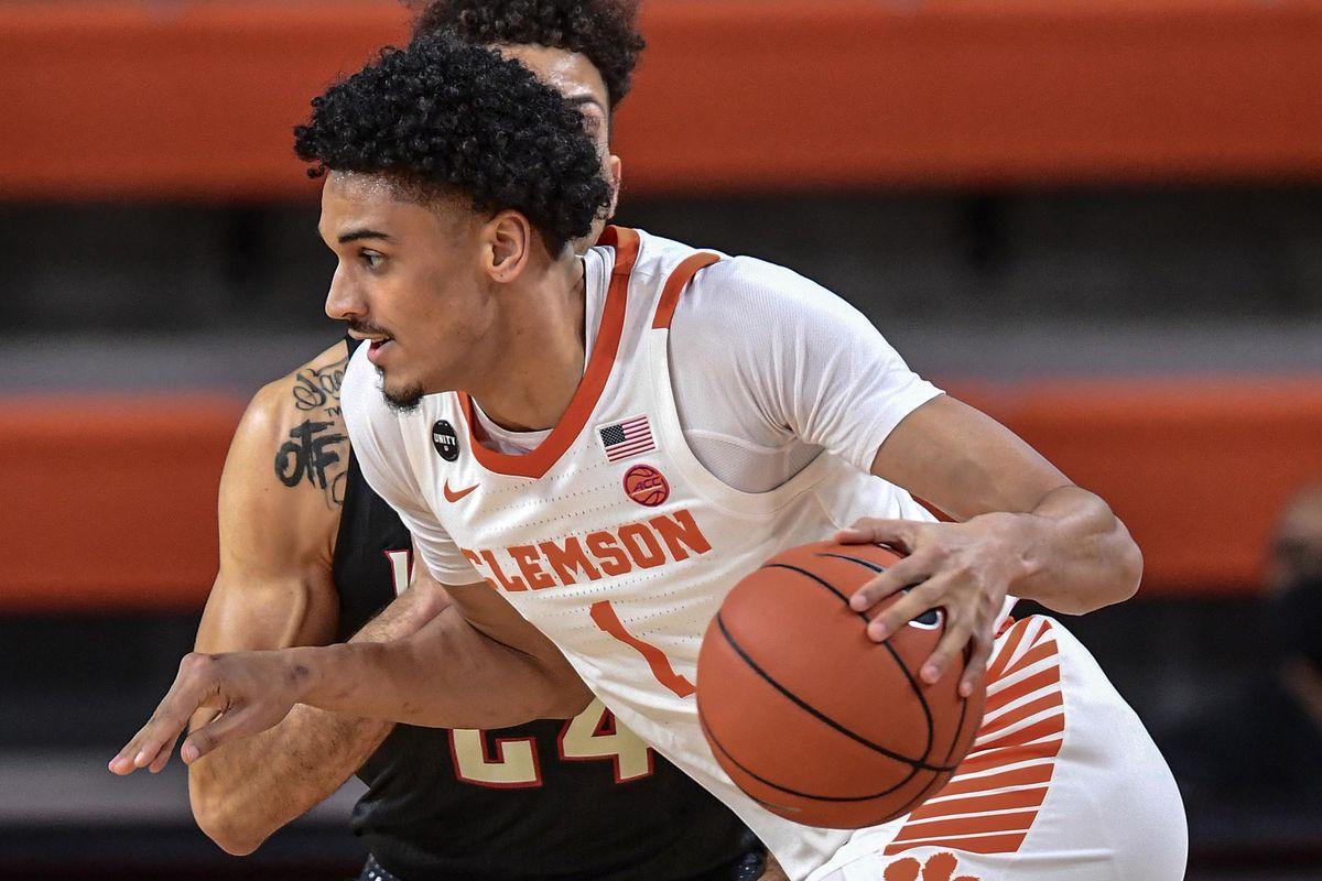 NCAA Basketball: N.C. State at Clemson
