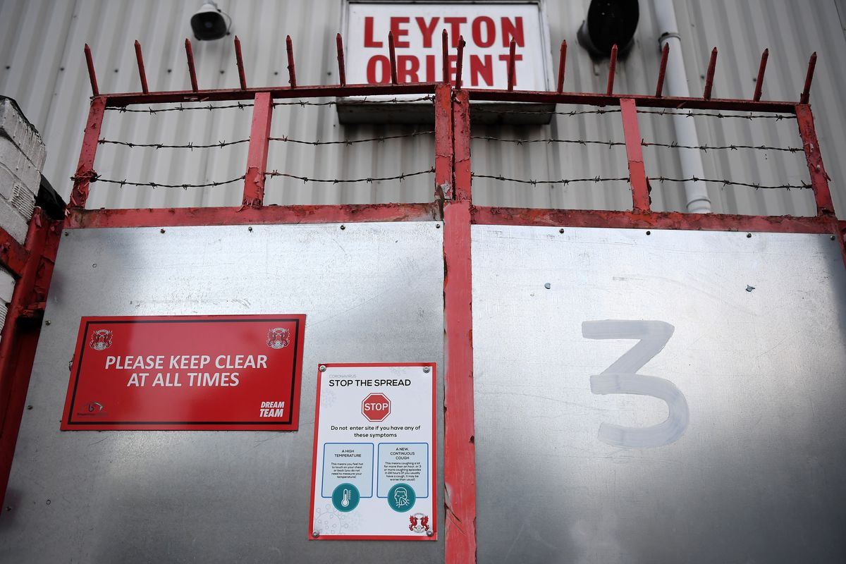 Leyton Orient v Plymouth Argyle - Carabao Cup Second Round