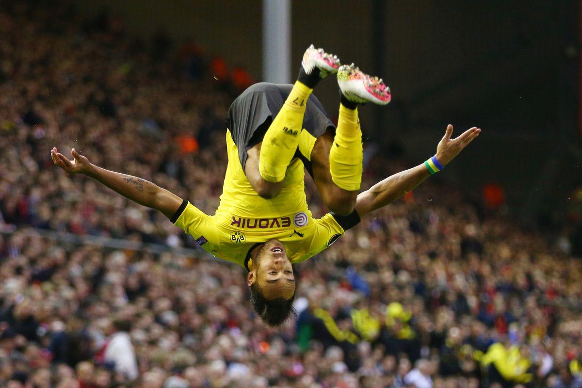 Liverpool v Borussia Dortmund - UEFA Europa League Quarter Final: Second Leg