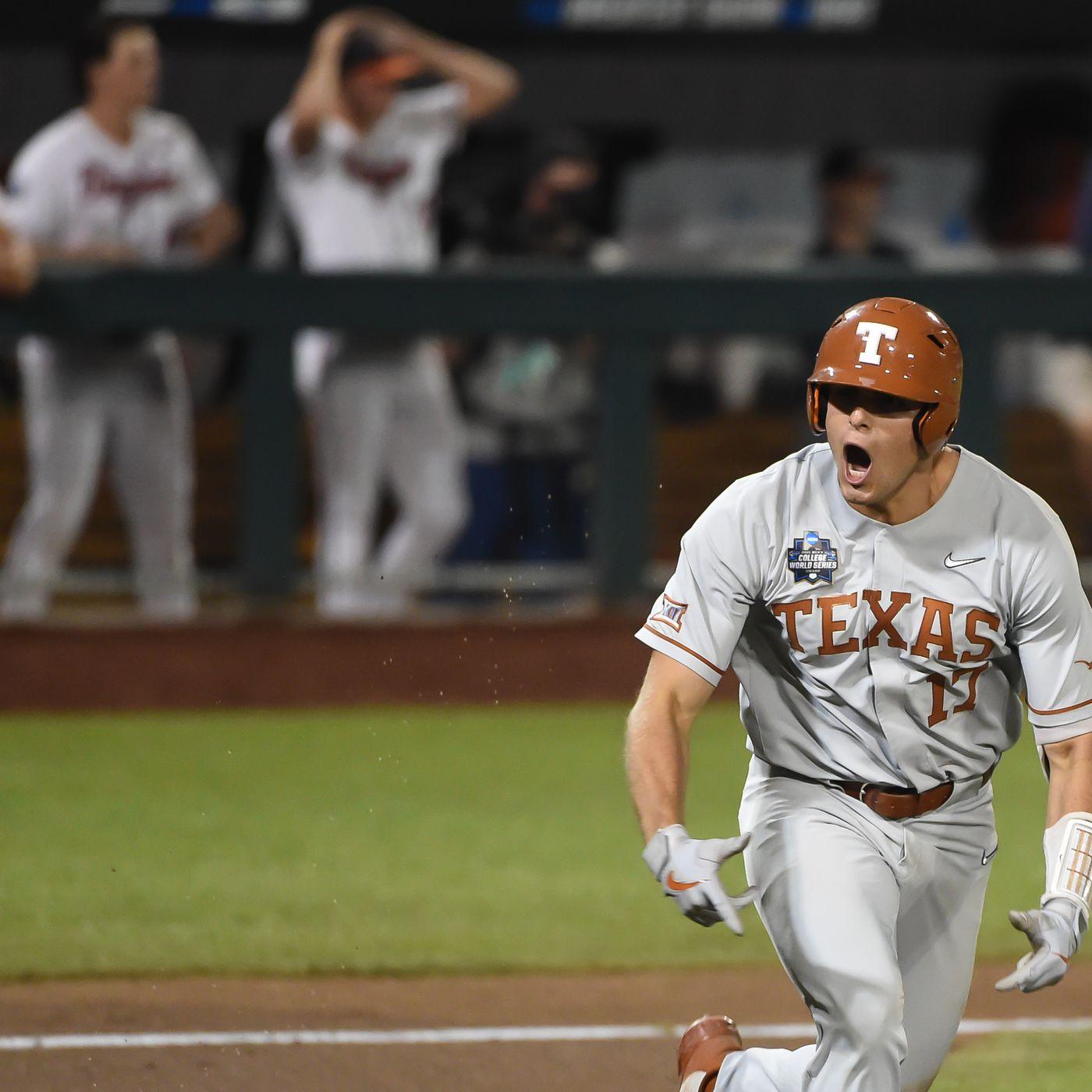 Texas In A Rain Delay After Ivan Melendez Home Run Burnt Orange Nation