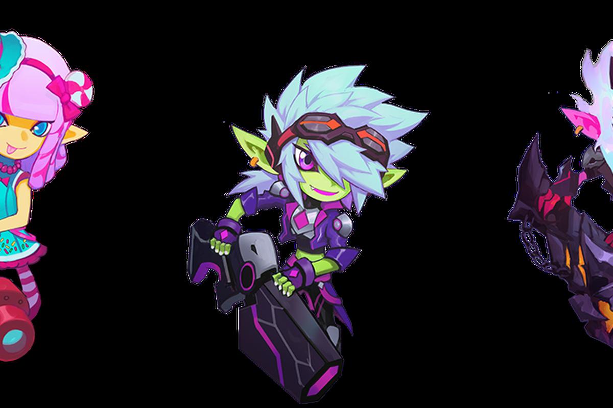 Concept Art Demon Gunner