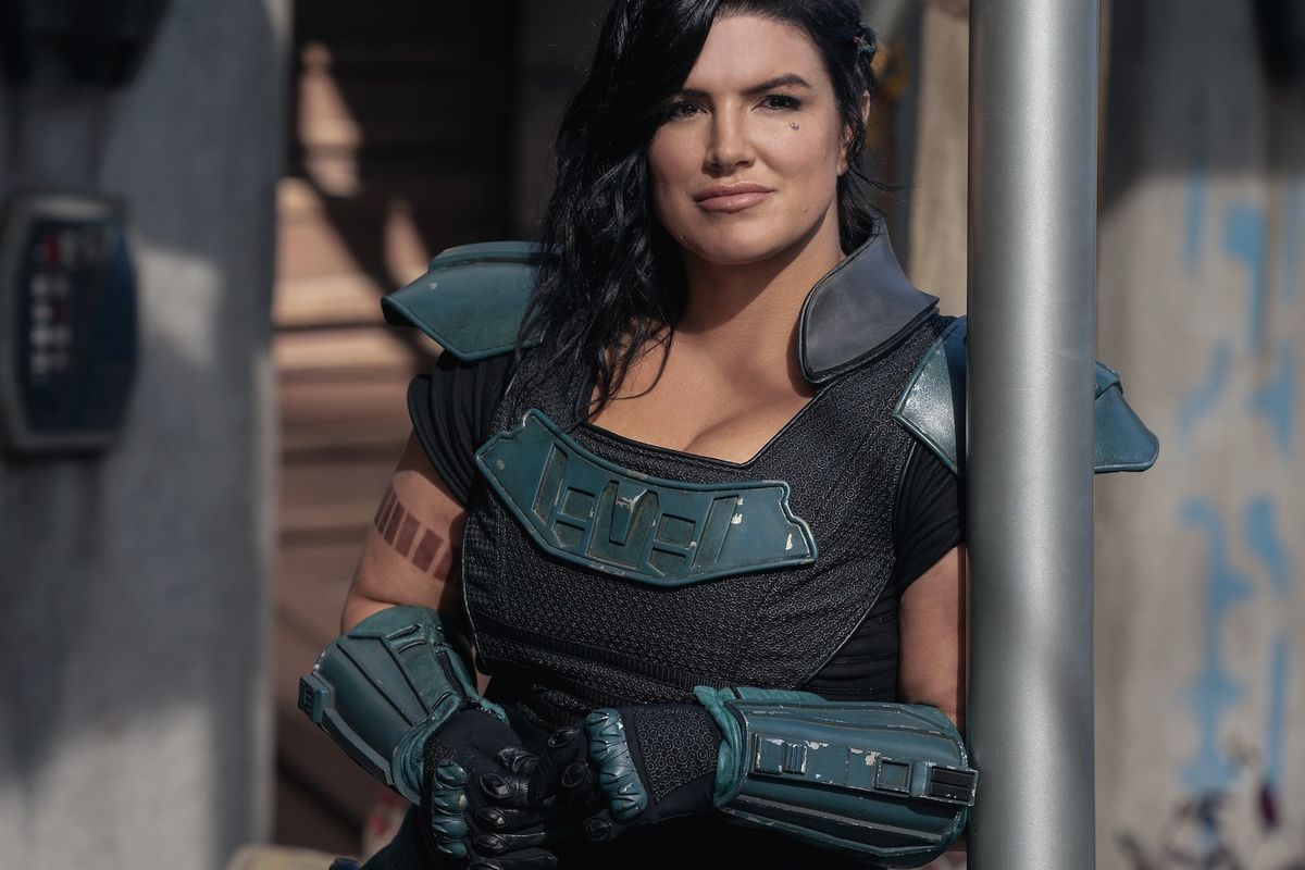 Star Wars Theory How Cara Dune Could Still Return Without Gina Carano Deseret News
