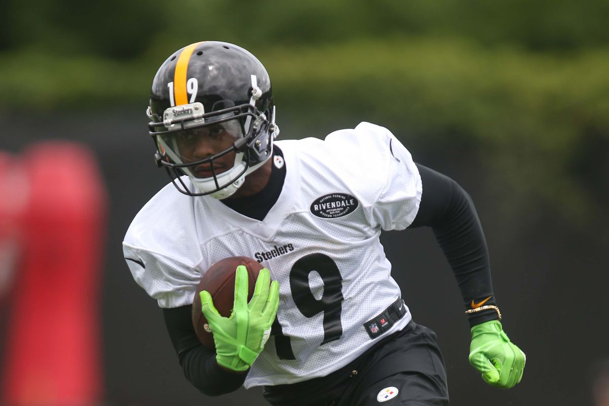 1426468791b JuJu Smith-Schuster is taking over Steelers Nation