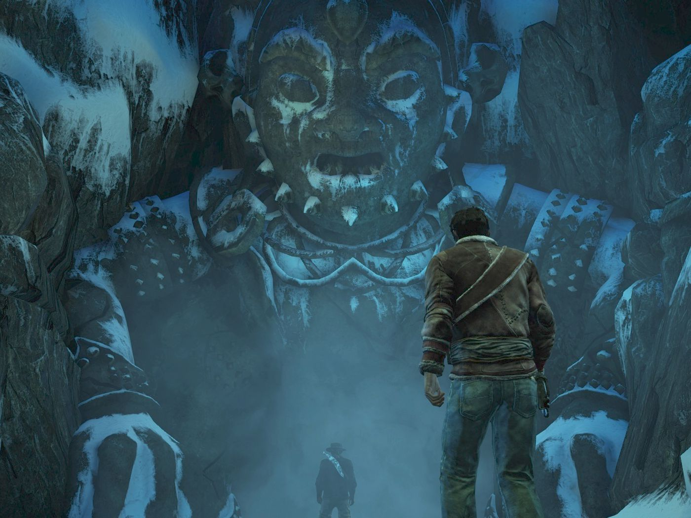 Heart Of Ice Treasure Locations Uncharted 2 Among Thieves