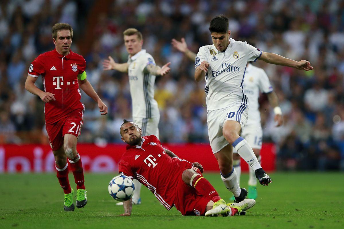 Bayern Real Madrid Ergebnis