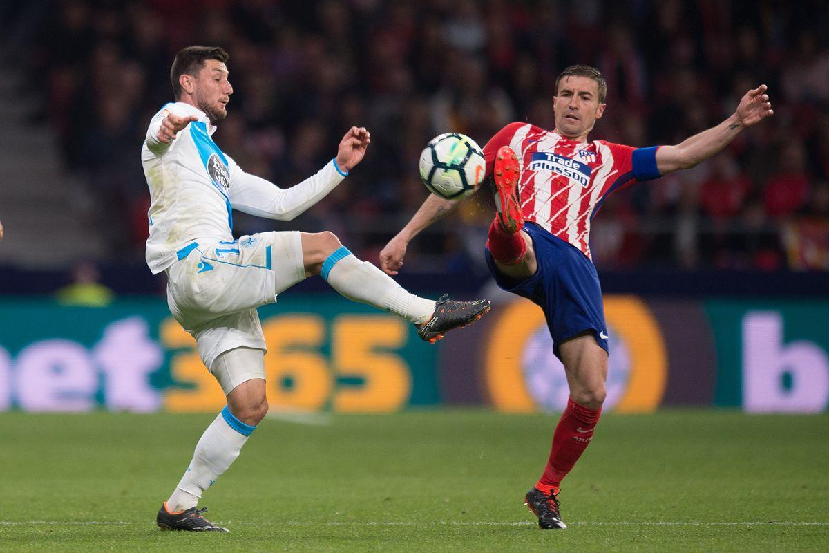 Atletico Madrid v Deportivo La Coruna - La Liga
