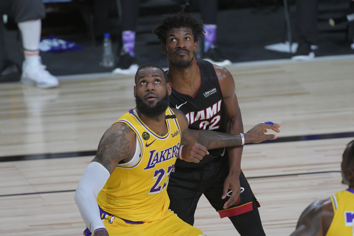 Heat Vs Lakers Game 2 Tv Schedule Channel Time Odds Picks Live Stream For 2020 Nba Finals Draftkings Nation