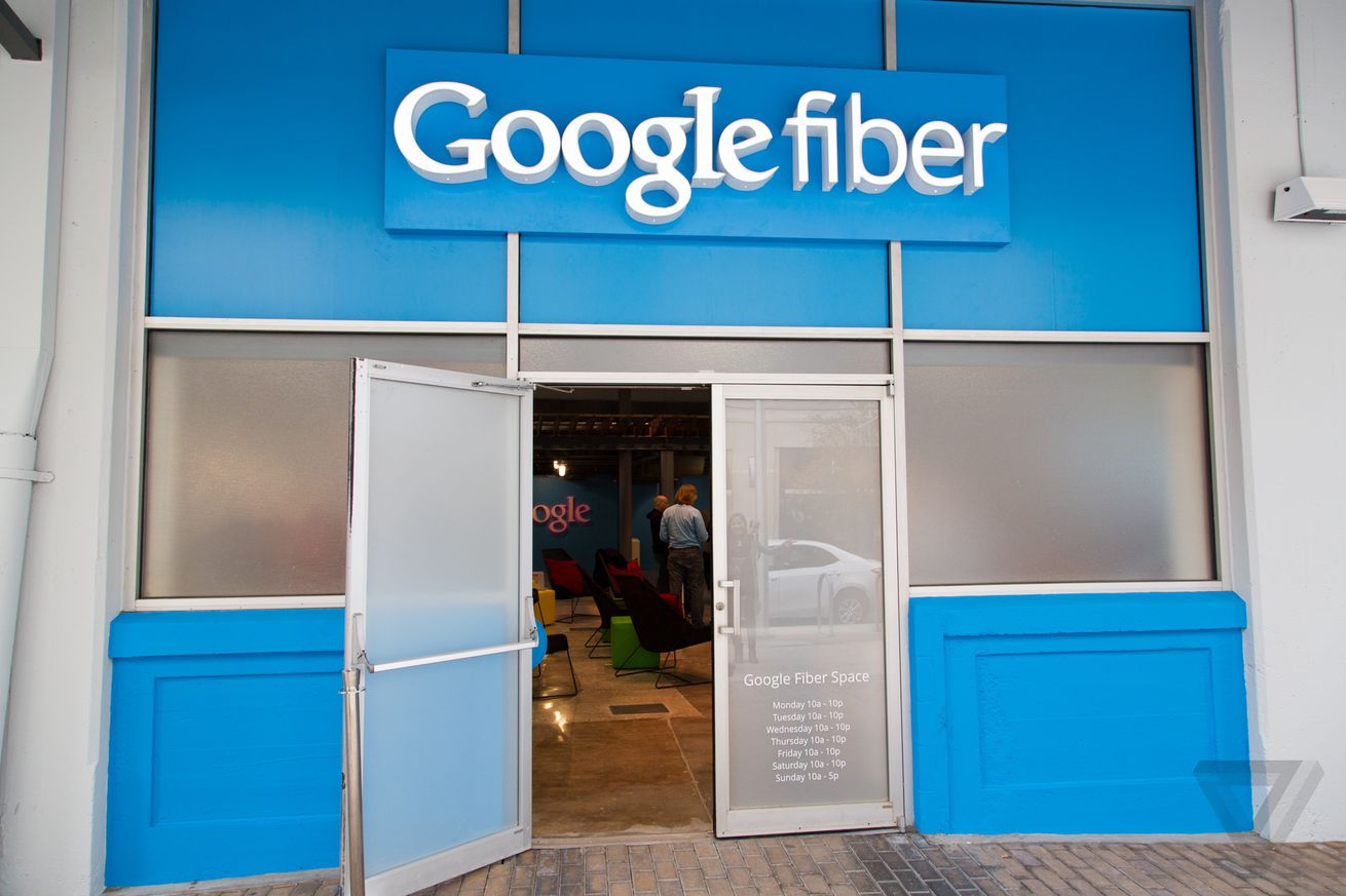 Google Fiber Austin space stock 2040