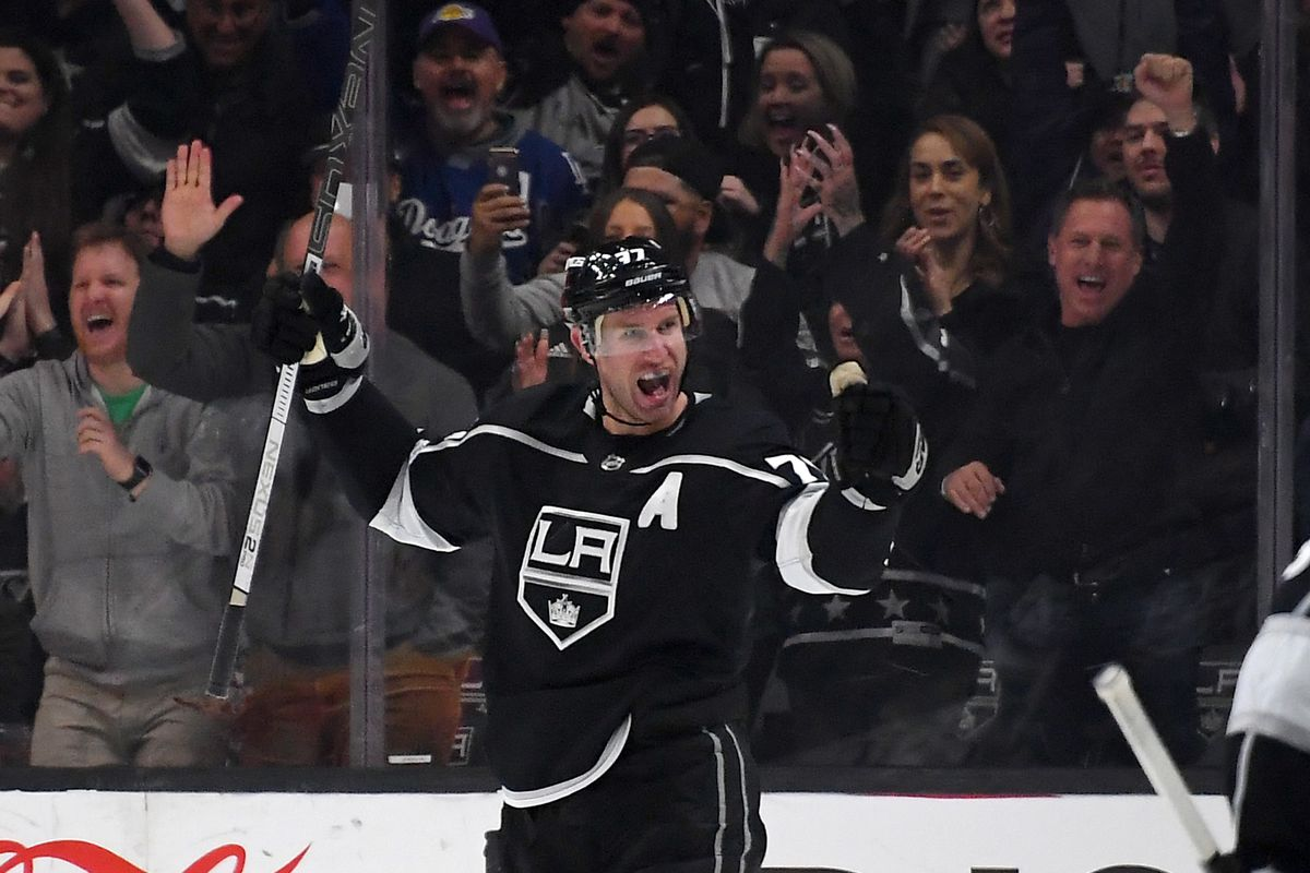 La Kings News Jeff Carter Had Core Muscle Surgery Jewels From The Crown