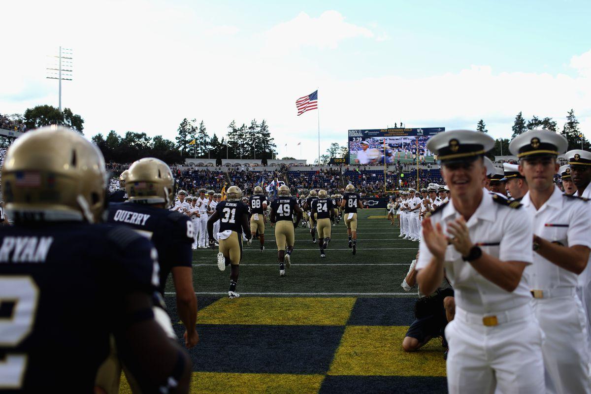 Ken Niumatalolo Explains Navy Football Sbnation Com