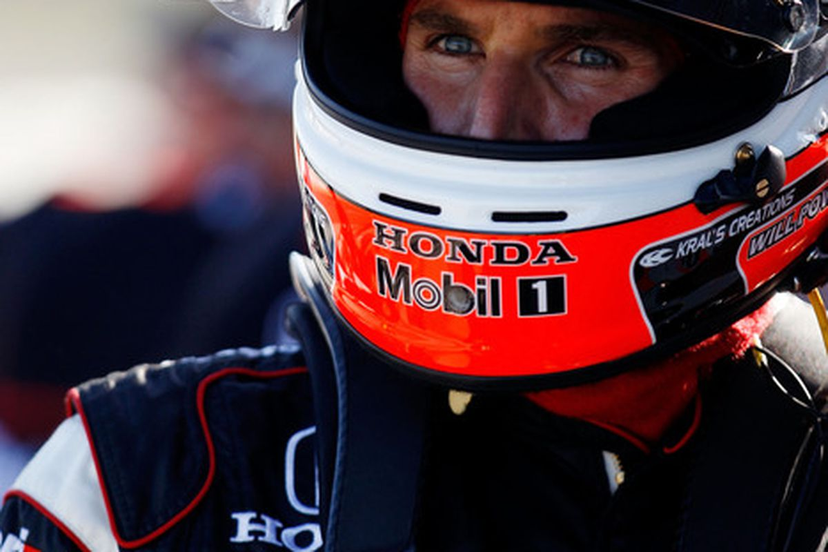"""Will Power's dominance in 2010 raises an interesting question - could a driver potentially win a sweep of """"majors"""" in modern-day IndyCar racing? (Photo by Chris Graythen/Getty Images)"""
