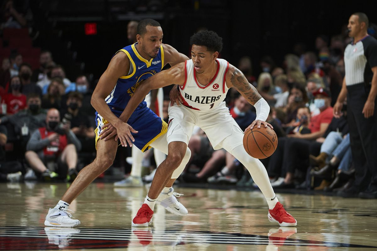 NBA: Preseason-Golden State Warriors at Portland Trail Blazers