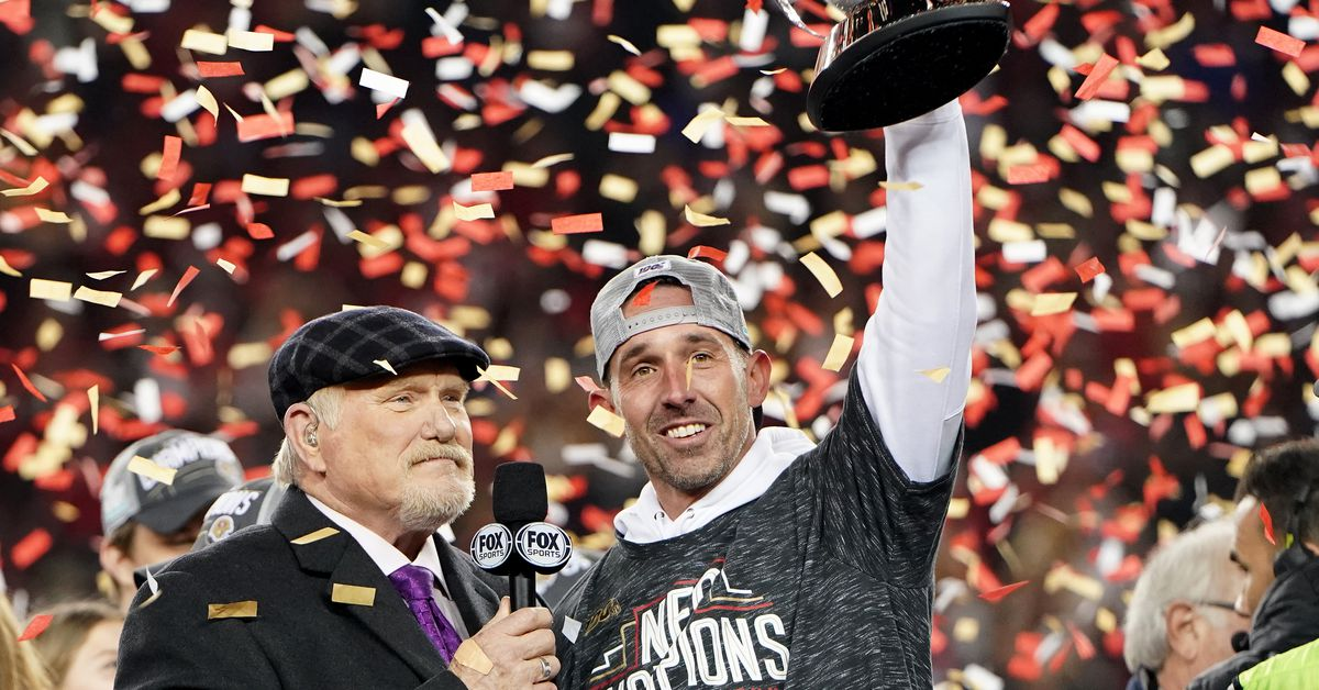 Shanahan discusses how it is a dream come true to lead the 49ers to the Super Bowl