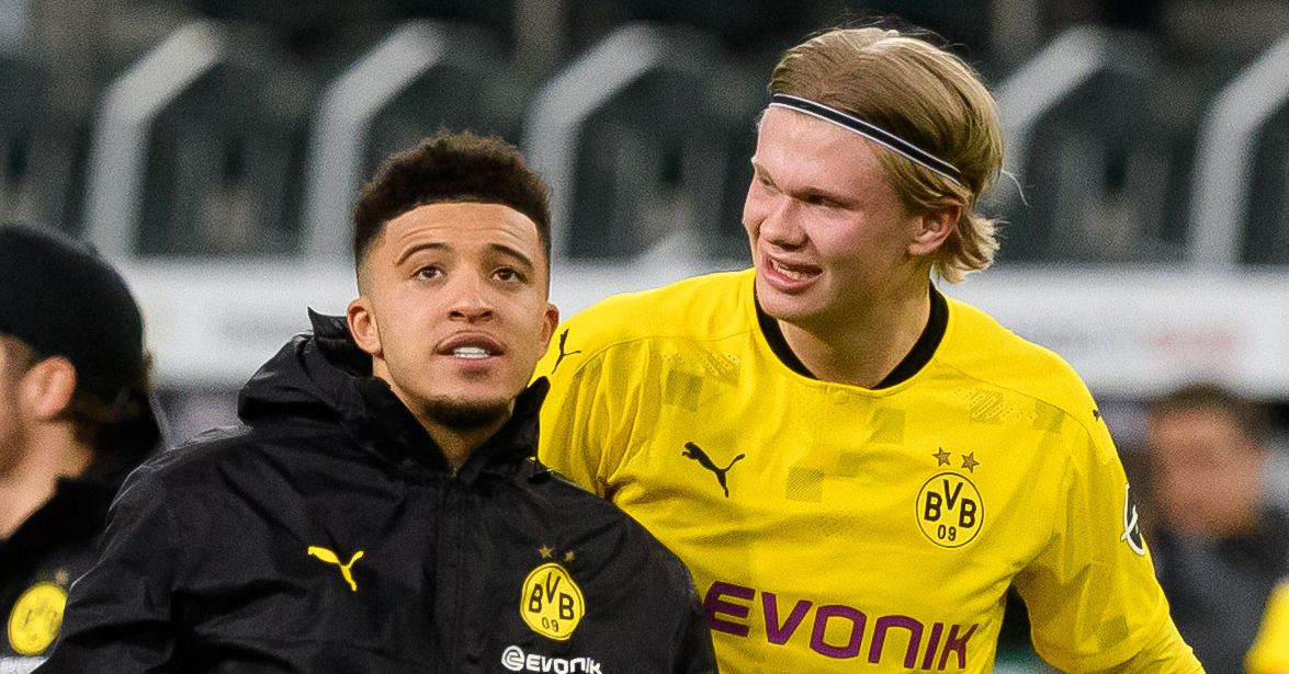 Borussia Dortmund not expecting 'crazy things' with Haaland, Sancho, anyone else - We Ain't Got No History