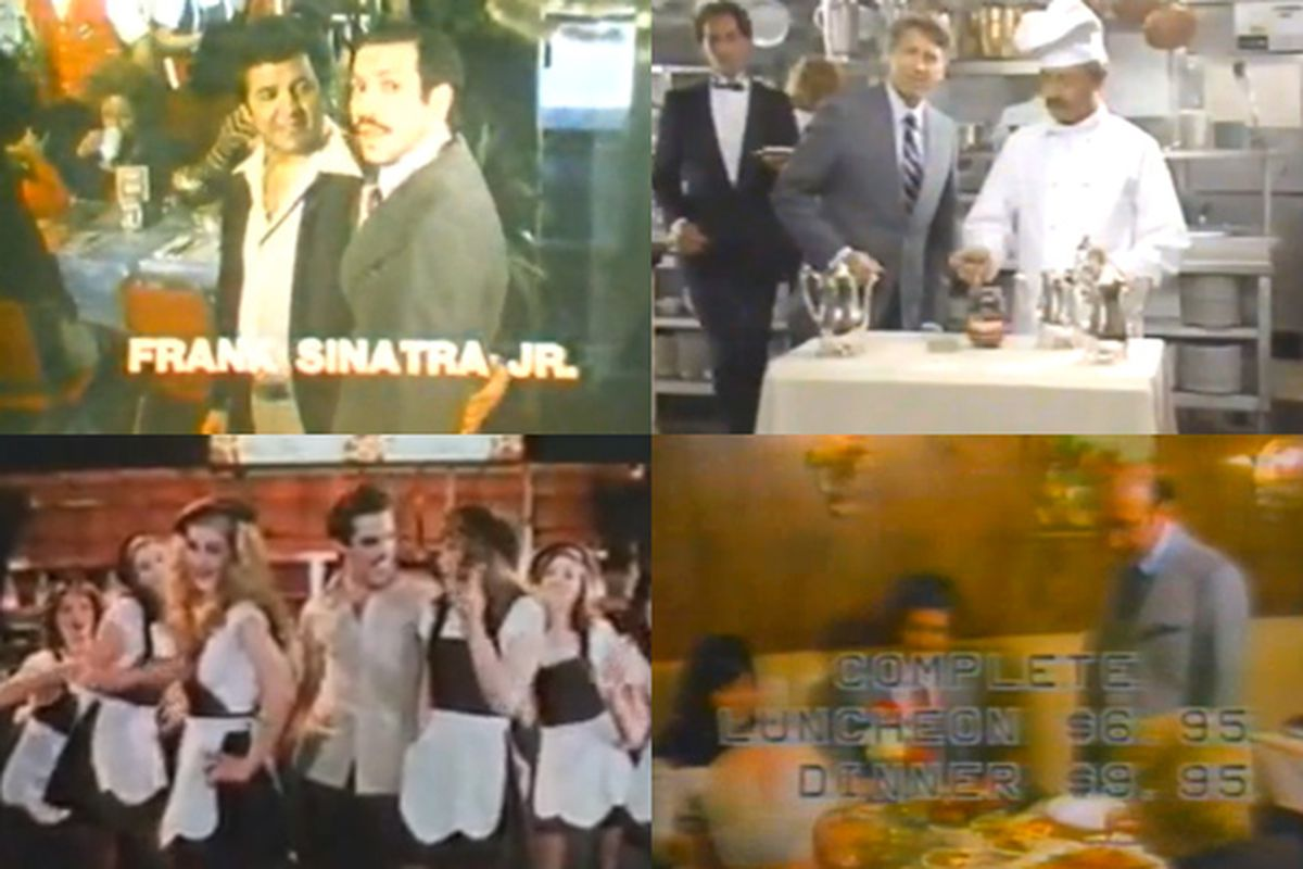NYC Restaurant Commercials from the 70s and 80s - Eater NY