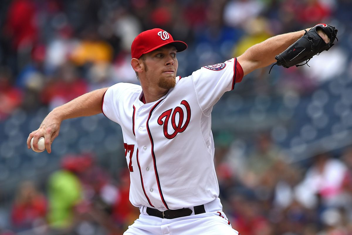 Strasburg has impressed this year, but he should be even better.