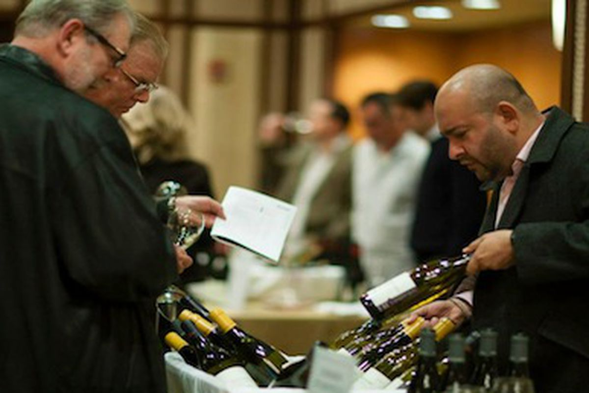Grand Tasting: Boulder Burgundy Festival 2012