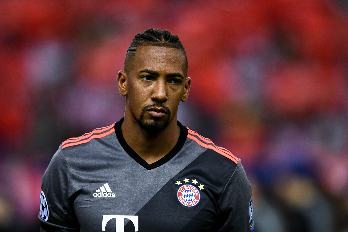 Jerome Boateng out for Bayern Munich s match against Bayer