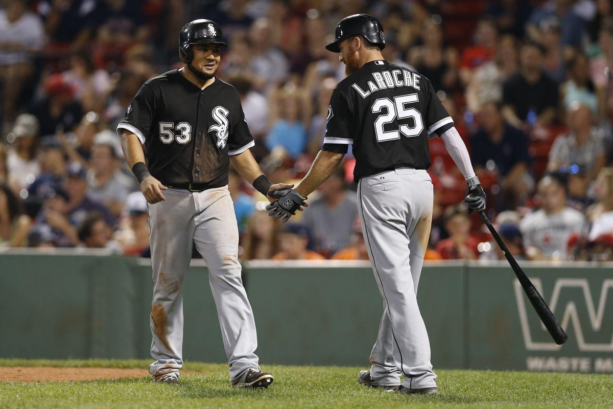 Adam LaRoche steps away from baseball for undisclosed reason.