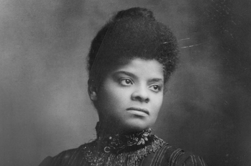 Ida B. Wells was born into slavery and became a leader in the struggle against racism. | Sun-Times files