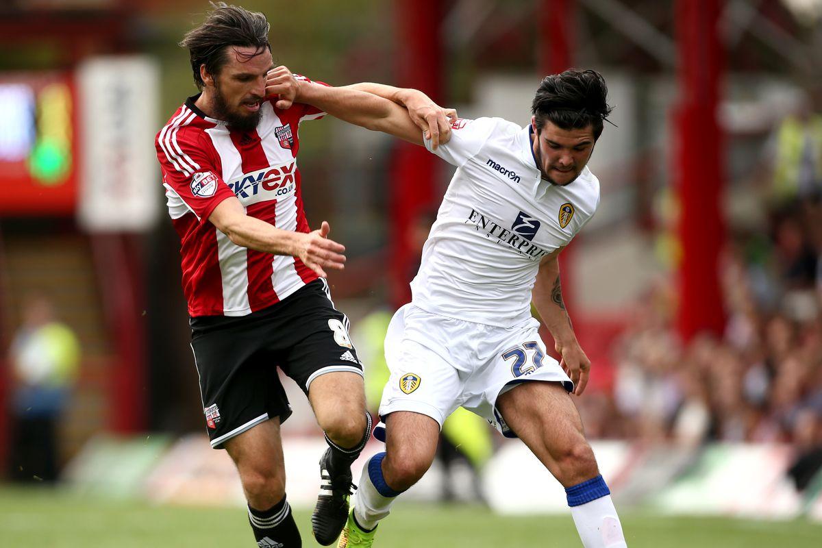 Brentford v Leeds United - Sky Bet Championship