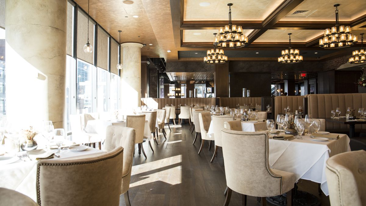 Tuscan Kitchen Opens Next Week In Seaport With Tableside