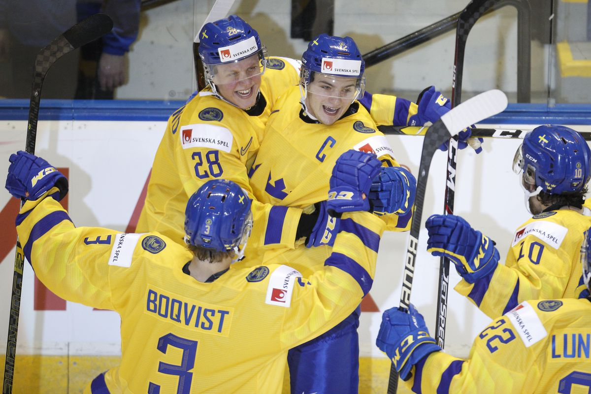 World Juniors 2019 Recap Highlights Sweden Holds Off Finnish Charge Eyes On The Prize