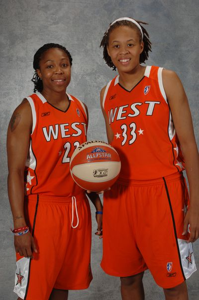 WNBA All-Star Team Portraits