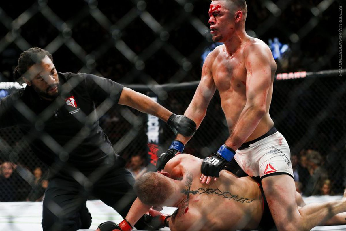 Madison Women Fighting Back By Taking >> The Great Divide Should Nate Diaz Headline Ufc 230 At Madison