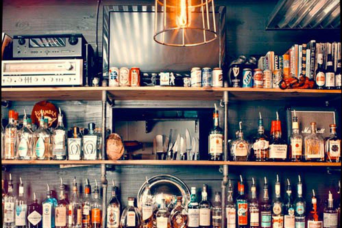Victory Sandwich Bar.