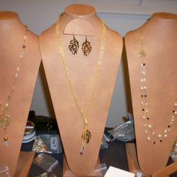 Julia Failey's pretty necklaces