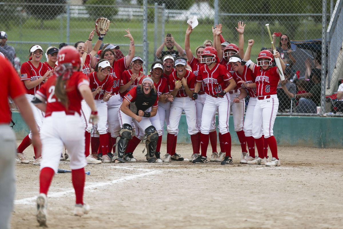 West High School beats Bountiful High School to win the 5A Softball Championship at the Valley Regional Softball Complex in Salt Lake City on Thursday, May 30, 2019.