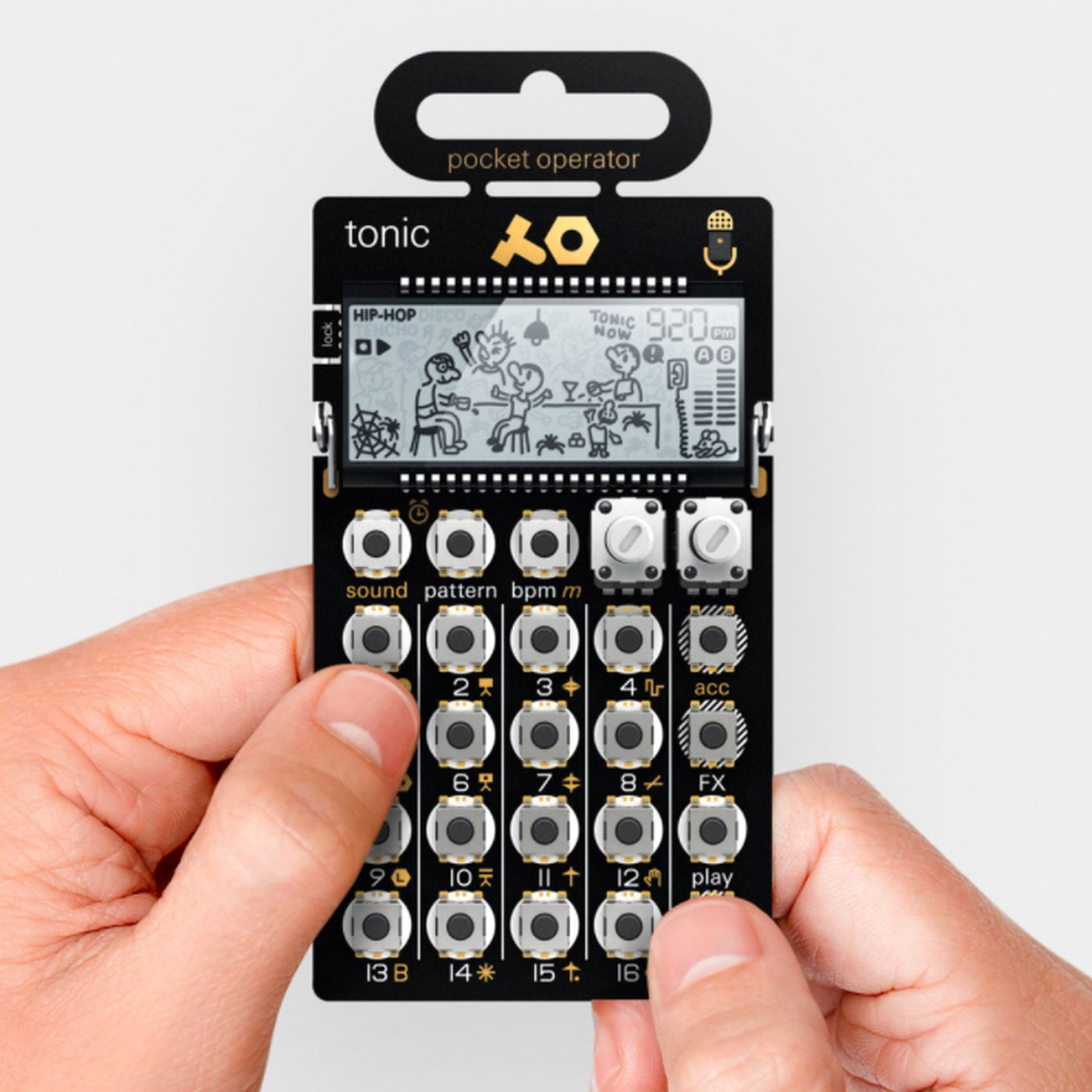 NEW PERFECT CIRCUIT Teenage Engineering PO-14 Pocket Operator Sub SYNTH