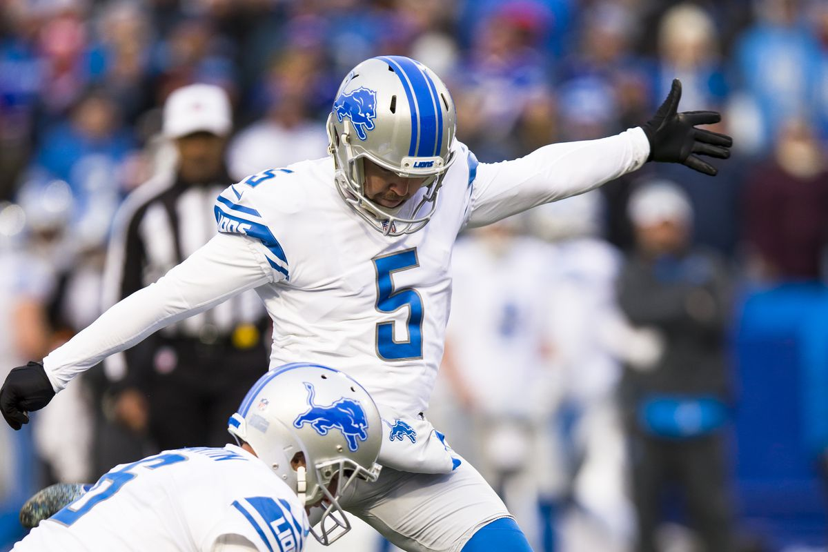 pretty nice 81a9f 8adec Detroit Lions 2018 roster review: Will ole reliable Matt ...