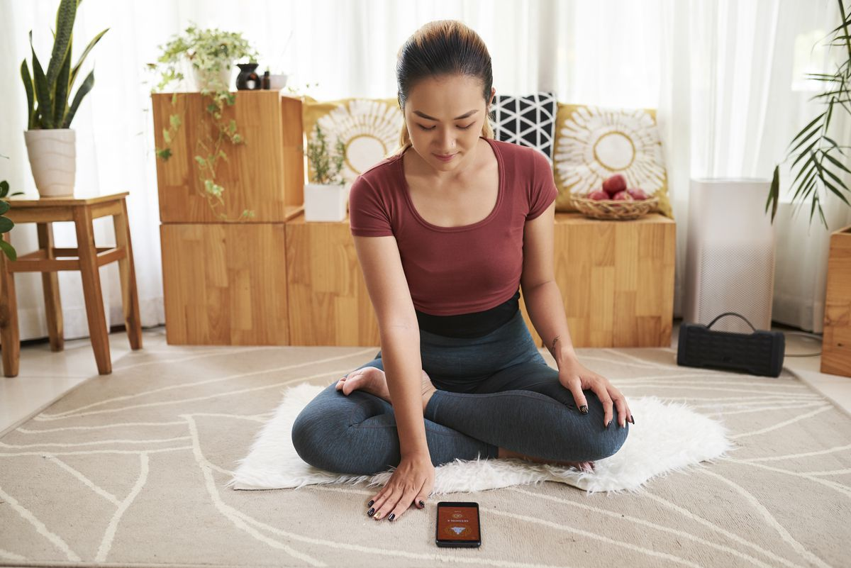 Seeking inner serenity? Meditation apps continue to gain popularity.