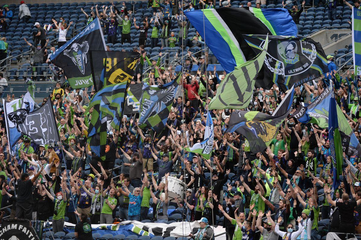 SOCCER: MAY 23 MLS - Atlanta United FC at Seattle Sounders FC