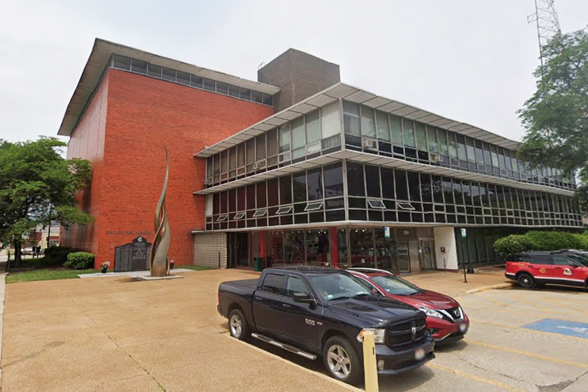 Training at Robert J. Quinn Fire Academy, 558 W. De Koven St., was temporarily suspended after multiple people tested positive for coronavirus.