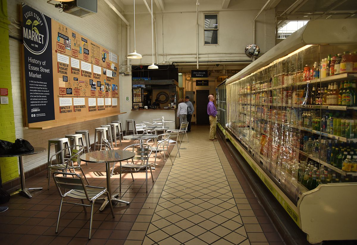NYC's Essex Street Market: a look back at its history and