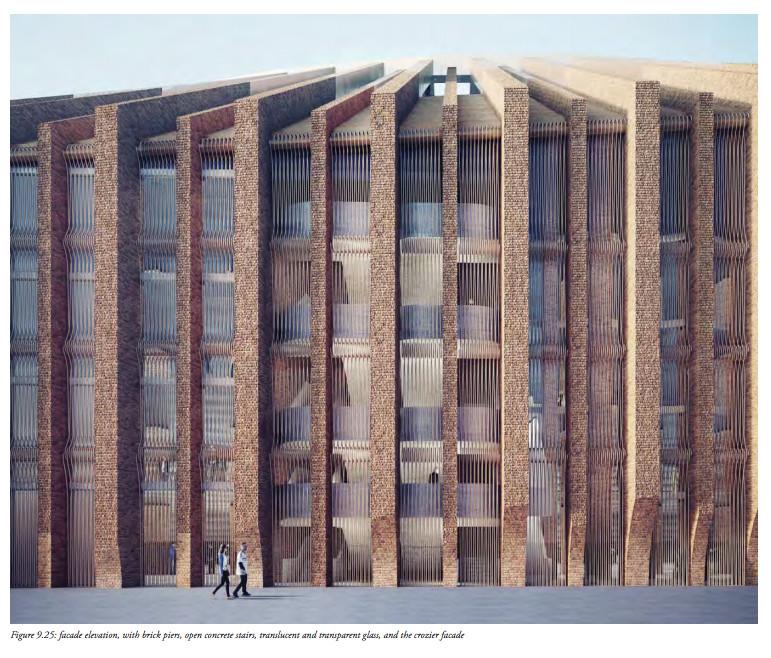chelsea new stadium facade
