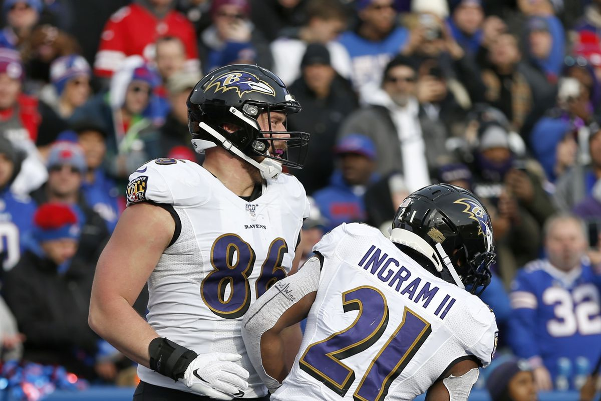 5 Takeaways From The Ravens 24 17 Victory Against The Bills Baltimore Beatdown
