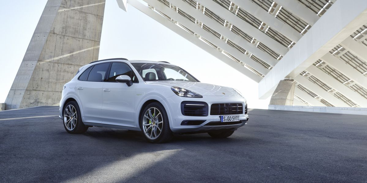 The Porsche Cayenne E Hybrid Is More Important Than Gas Models Verge